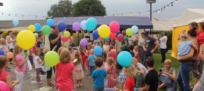 Programm Garten- und Kinderfest am 24. Juni 2017