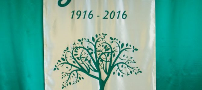 Festempfang zum 100 jährigem Vereinsjubiläum