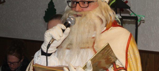 Der Nikolaus kommt…