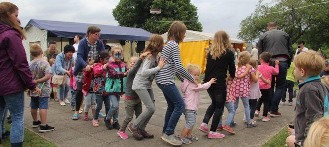 Fotogalerie vom Kinder- und Sommerfest 2017